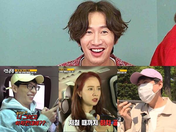 Reaksi Kocak Anggota Running Man Atas Kepergian Lee Kwang Soo, Digantikan Anak HaHa?