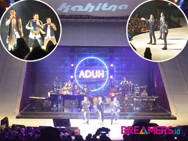 Musik dan Cinta Berpadu Sempurna di 'Kahitna 30 Years Anniversary Love Festival'!