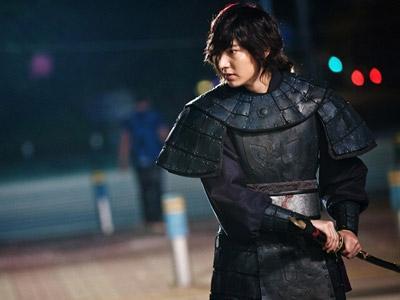 Lee Min Ho Perankan Ksatria Malas di Serial Faith