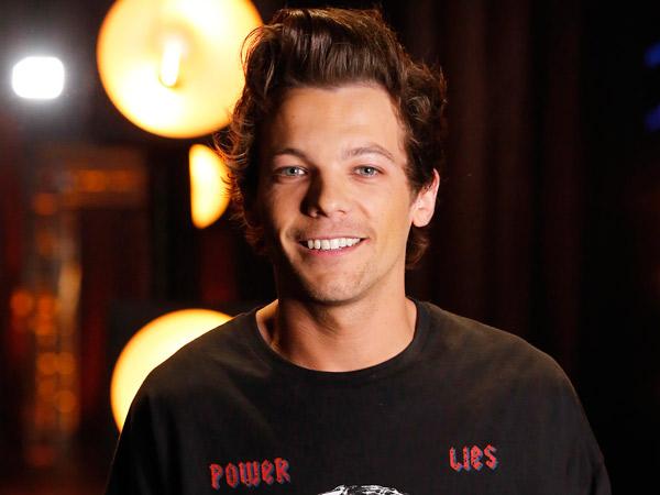 Vakum dari One Direction, Louis 'One Direction' Pilih Gabung dengan Label Rekaman Lain