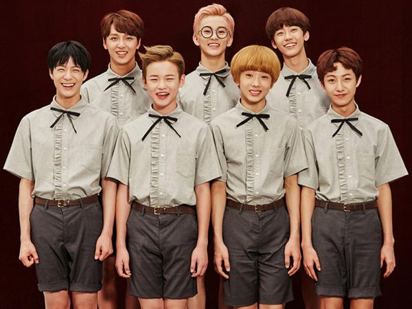 Gemasnya! NCT Dream Tampil Colorful dan Ceria di Video Musik 'Chewing Gum'