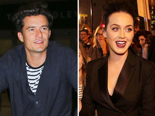 Susul Miranda Kerr, Orlando Bloom Ingin Segera Bertunangan dengan Katy Perry Tahun Ini