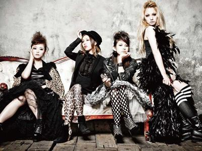Band Wanita Asal Jepang Scandal Siap Gebrak Jakarta Maret 2013