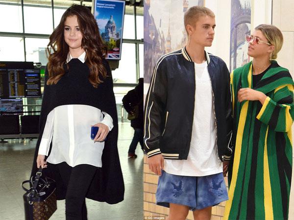 Tanggapi Hubungan Justin Bieber dan Sofia Richie, Selena Gomez Sindir Halus Sang Mantan