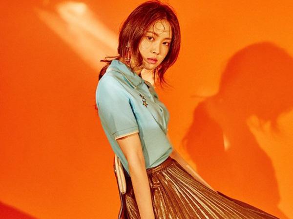 Jadi Member Selanjutnya, Naeun Tampil Dreamy di Teaser Comeback A Pink