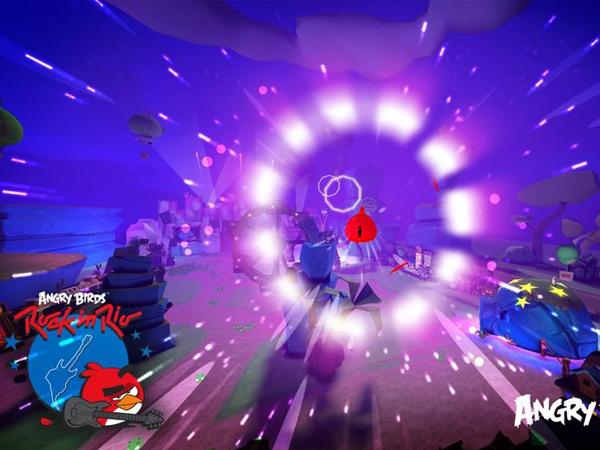 Keren! Rovio Pamerkan Angry Birds Versi 3D Virtual-Reality