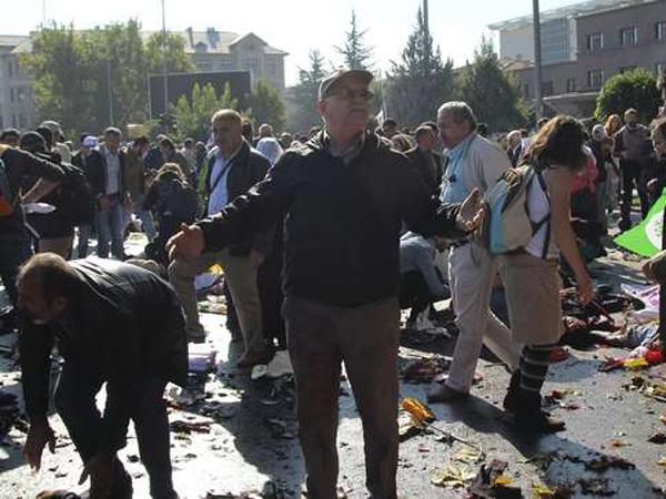 Usai Bom Yang Tewaskan 128 Orang, Turki Blokir Sosial Media