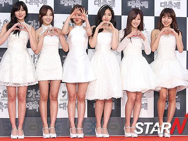Ups, KBS 'Music Festival 2014' Juga Buat Kesalahan Saat Penampilan A Pink