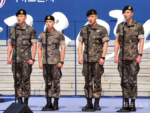 Aturan Baru Masa Wajib Militer Seleb Korea, Dikurangi Hingga 3 Bulan!