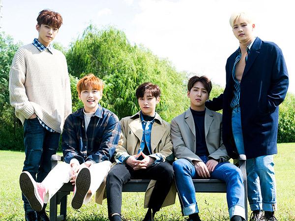 Postingan Pertama Member B1A4 Pasca Kecelakaan Mobil Bikin Fans Lega