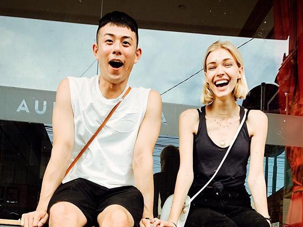 Serunya Rapper Beenzino Liburan di Bali Bareng Pacar Usai Wamil