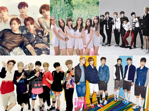 Siapa Saja Idola K-Pop yang Masuk Nominasi MTV Europe Music Awards Tahun Ini?