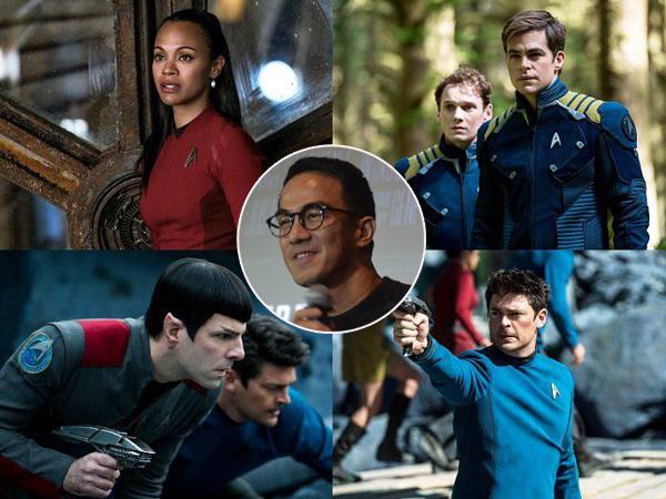 Ini Hal Paling Tak Terlupakan Untuk Joe Taslim Sepanjang Syuting 'Star Trek Beyond'