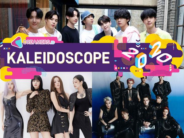 BTS Membuat Sejarah di Chart Akhir Tahun Billboard, K-Pop Semakin Mendominasi