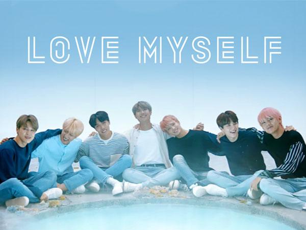 BTS Lanjutkan Kampanye 'LOVE MYSELF' Bareng UNICEF untuk Stop Kekerasan