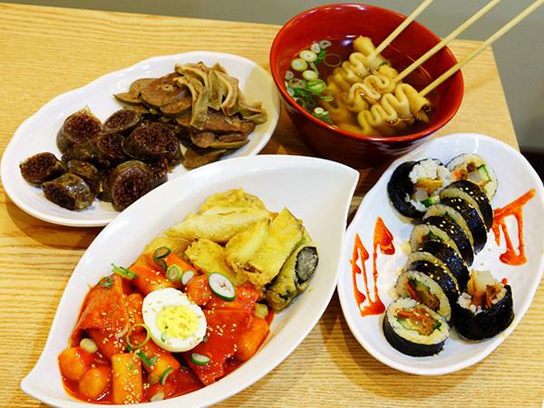 Mengenal Ragam Bunsik, Makanan Cepat Saji di Korea Selatan