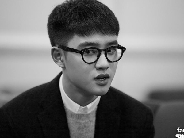 Tambah Daftar Lagu Digital Terbaru SM, Indahnya Suara D.O EXO di Lagu 'Tell Me (What Is Love)'