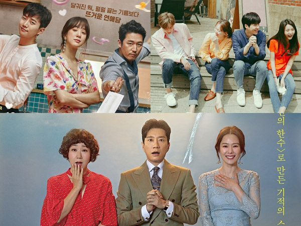 'Wok of Love' & 'You Drive Me Crazy', Drama Baru Siap Bersaing Ketat dengan 'Miracle That We Met'