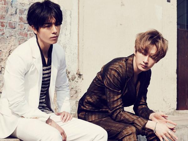 Donghae dan Eunhyuk Berjuang Lupakan Pahitnya Masa Lalu di MV 'Growing Pains'
