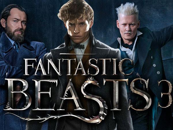 'Fantastic Beast 3' Tunda Rilis, Deretan Aktor Ini Diprediksi Jadi Calon Pengganti Johnny Depp