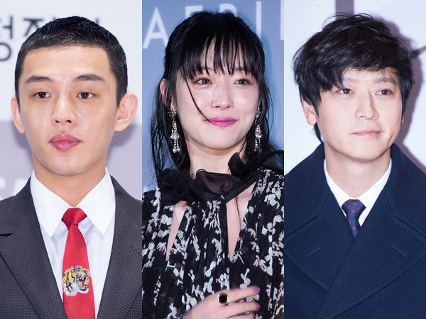 Sutradara Mendadak Batalkan Produksi Film Terbaru Kang Dong Won, Yoo Ah In, dan Sulli