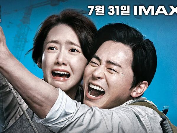 Duduki Peringkat 1 Box Office, Film 'E.X.I.T' Raih Pendapatan Rp 79 Miliar dalam 2 Hari!