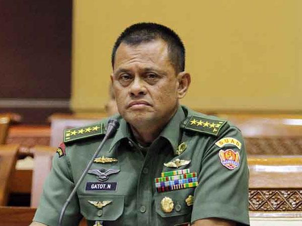 Jenderal Gatot Angkat Bicara Soal Dirinya yang Ditolak Masuk Amerika Serikat