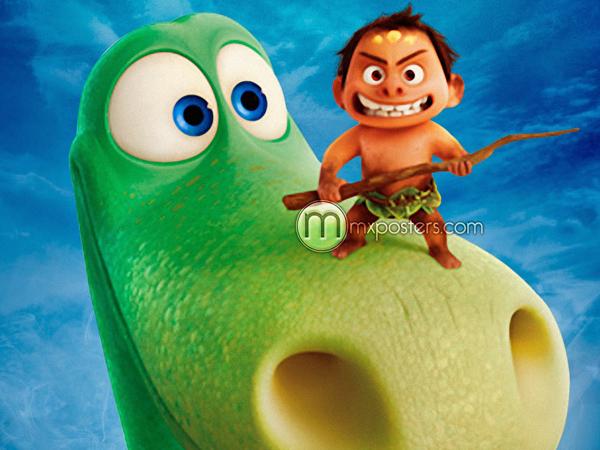 Persahabatan Tak Biasa 'The Good Dinosaur' Tantang 'Minions' Di Oscar