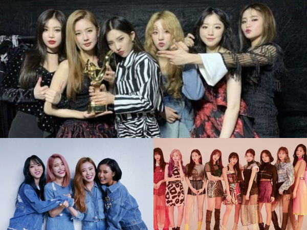 Inilah Ranking 'Brand Reputation' Untuk Girl Group K-Pop di Bulan November