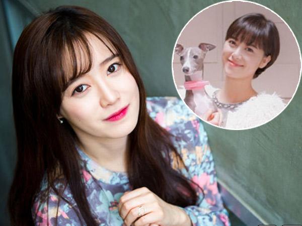 Gaya Rambut Super Pendek A la Goo Hye Sun Bikin Publik Terkejut, Yay or Nay?