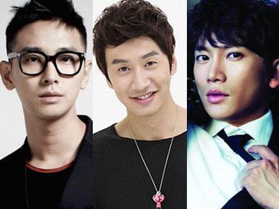 Lee Kwang Soo Gabung Dengan Ji Sung & Jung Ji Hoon Untuk 'Good Friends'?