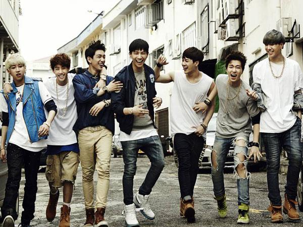 GOT7 Segera Debut Akting Dalam Seri Drama Online!