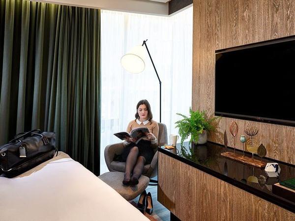 Melirik Hotel Berkonsep Vegan Pertama di Dunia