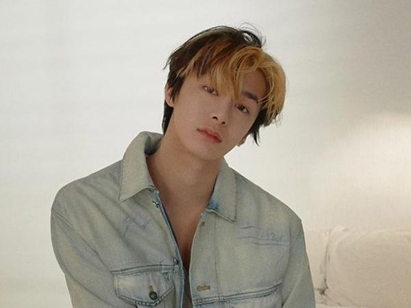 Hyungwon MONSTA X Ingatkan Pentingnya Bahagia dan Super Junior di Karirnya