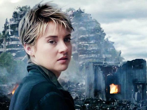 Intip Aksi Nekat Tris Dalam Cuplikan Trailer Perdana Sekuel 'Divergent', 'Insurgent'