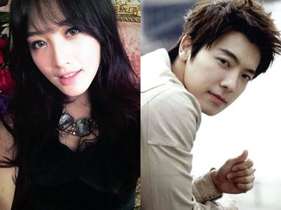 Jaekyung Rainbow Tampil Mesra Bersama Donghae SuJu Di 'God's Quiz 4'