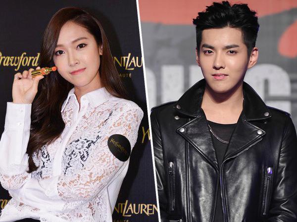 Sama-sama Keluar Dari Grupnya, Jessica Jung dan Kris Wu Tetap Buktikan Persahabatan