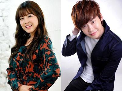 Lee Jong Suk & Park Bo Young Terlihat Syuting Episode Terbaru Running Man!