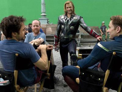 Benarkah The Avengers 2 Tampilkan Kematian Superhero?