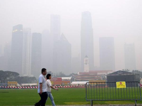 Takut Diklaim Singapura, Indonesia Tolak Bantuan Atasi Kabut Asap