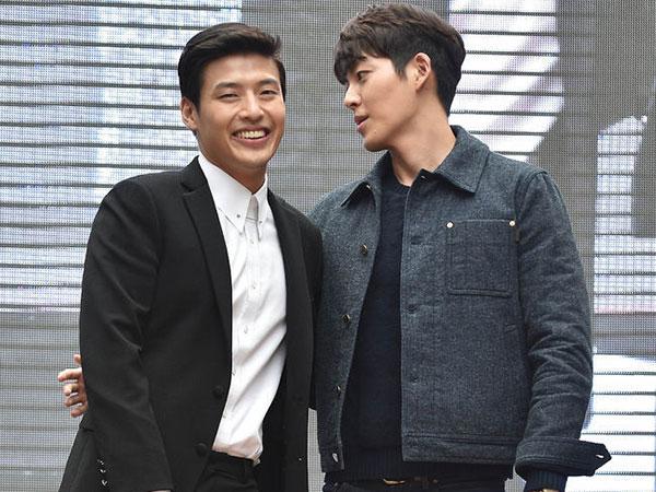 Kang Ha Neul Sampaikan Pesan Menyentuh Penuh Perhatian Soal Penyakit Kanker Kim Woo Bin