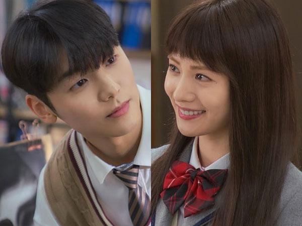 Manisnya Pertemuan Nana dan Kang Min Hyuk Saat SMA di Drama 'Oh My Ladylord'