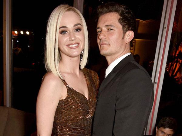 Diam-Diam, Katy Perry dan Orlando Bloom Dikabarkan Akan Menikah Tahun Ini?