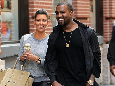 Wah, Kanye West Ingin Nikahi Kim Kardashian di Depan Patung Liberty!