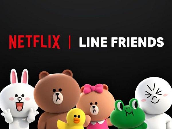 Bersiap! Karakter LINE FRIENDS Akan Hadir dalam Bentuk Serial Animasi Netflix