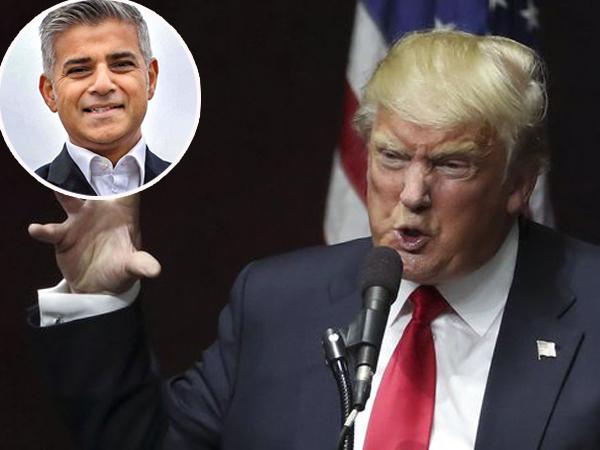 Dikenal Serukan Anti-Islam, Apa Kata Donald Trump Soal Walikota Muslim London?