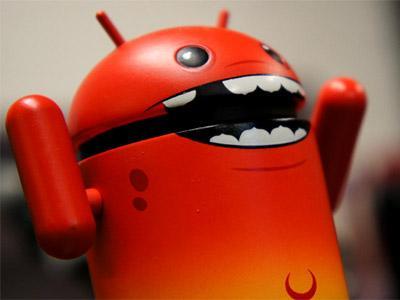Duh, Hampir 100% Virus Ditujukan Untuk Android