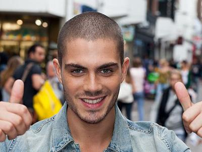 Wah, Max George The Wanted Puji MV Terbaru One Direction!