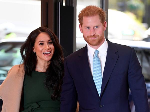 Ucapan Hangat Royal Family Atas Kelahiran Anak Kedua Meghan Markle-Pangeran Harry