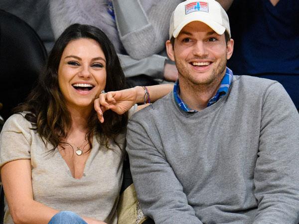 Selamat, Mila Kunis dan Ashton Kutcher Dikaruniai Anak Kedua!